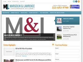 Firm Logo for Margolin Lawrence Attorneys at Law