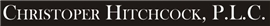 Law Offices of <br />Christopher Hitchcock, P.L.C. Law Firm Logo