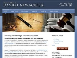 Law Offices of David J. Newacheck