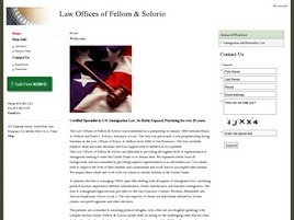 Law Offices of Fellom & Solorio