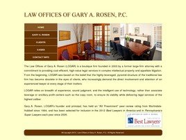 Law Offices of Gary A. Rosen, P.C.