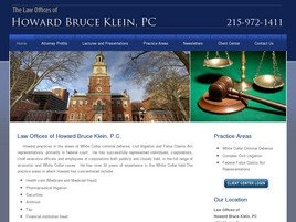 Firm Logo for Law Offices of Howard Bruce Klein PC