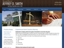 Firm Logo for Law Offices of Jeff Smith