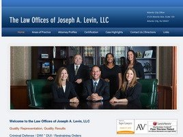 Firm Logo for Law Offices of Joseph A. Levin LLC
