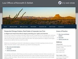 Firm Logo for Law Offices of Kenneth D. Bellah