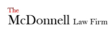 The McDonnell Law Firm Law Firm Logo
