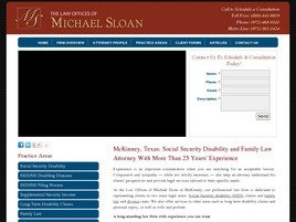Firm Logo for Law Offices of Michael Sloan
