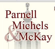 Law Offices of Parnell, Michels & McKay, PLLC Law Firm Logo