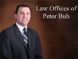 Law Offices of Peter Buh Law Firm Logo