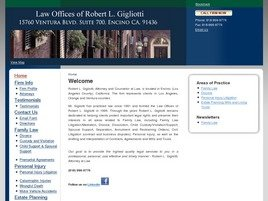 Law Offices of Robert L. Gigliotti