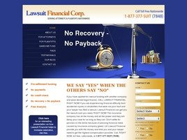 Firm Logo for Lawsuit Financial Corporation