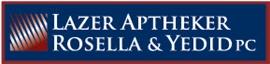 Lazer, Aptheker, Rosella & Yedid, P.C. Law Firm Logo