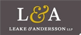Firm Logo for Leake Andersson L.L.P.