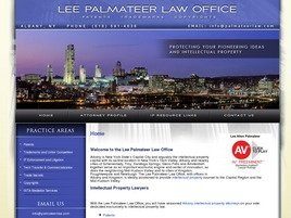 Firm Logo for Lee Palmateer Law Office