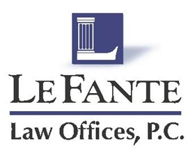 Firm Logo for LeFante Law Offices P.C.
