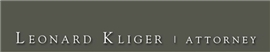 Firm Logo for Leonard Kliger