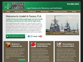 Firm Logo for Lindell Farson P.A.