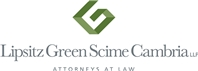 Lipsitz Green Scime Cambria LLP Law Firm Logo