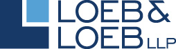Loeb & Loeb LLP Law Firm Logo