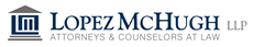 Firm Logo for Lopez McHugh LLP