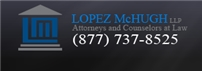 Lopez McHugh LLP Law Firm Logo