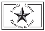 Lovell, Lovell, Newsom <br />& Isern, L.L.P. Law Firm Logo