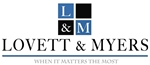 Lovett & Myers, LLC Law Firm Logo