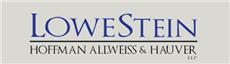Lowe, Stein, Hoffman, Allweiss <br />& Hauver, L.L.P. Law Firm Logo