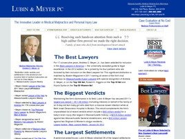 Lubin & Meyer, P.C. Law Firm Logo