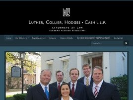 Luther Collier Hodges & Cash, LLP Law Firm Logo