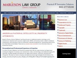 Mableson Law Group, Connie J. Mableson, PLLC