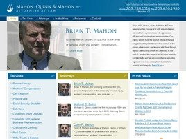Firm Logo for Mahon Quinn Mahon P.C.