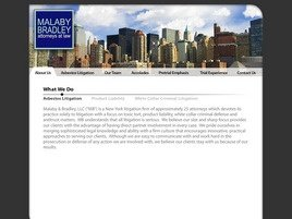 Firm Logo for Malaby Bradley LLC