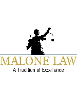Firm Logo for Malone Law Office P.C.