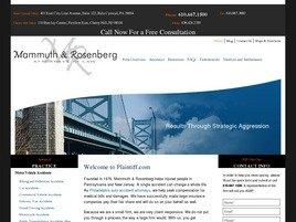 Firm Logo for Mammuth & Rosenberg