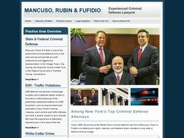 Firm Logo for Mancuso, Rubin & Fufidio