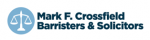 Firm Logo for Mark F. Crossfield Barrister Solicitor