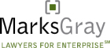 Marks Gray, P.A. Law Firm Logo