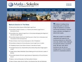 Marks & Sokolov, LLC Law Firm Logo