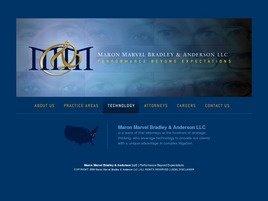 Firm Logo for Maron Marvel Bradley Anderson LLC