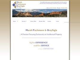 Marsh Fischmann & Breyfogle LLP Law Firm Logo