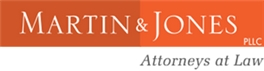 Martin & Jones, PLLC Law Firm Logo