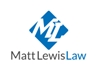 Firm Logo for Matt Lewis Law P.C.
