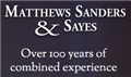 Firm Logo for Matthews, Sanders & Sayes