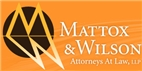 Firm Logo for Mattox & Wilson, LLP