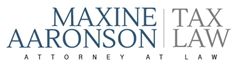 Maxine Aaronson Law Firm Logo