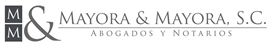 Mayora & Mayora, S.C. Law Firm Logo
