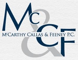 Firm Logo for McCarthy, Callas & Feeney, P.C.