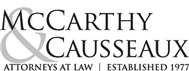 McCarthy & Causseaux Law Firm Logo