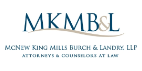 Firm Logo for McNew King Mills Burch Landry LLP